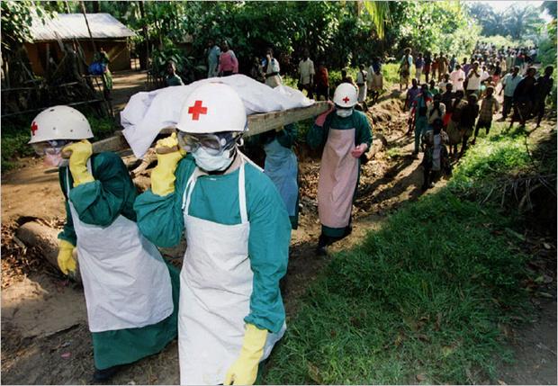 Что такое Эбола