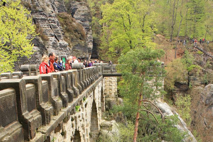 Фото №3 - Идеи для отпуска: Бастайский мост, Германия