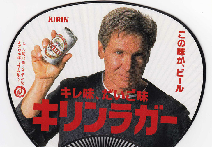 Фото №1 - 8 странных японских рекламных роликов, в которых снялись звезды Голливуда