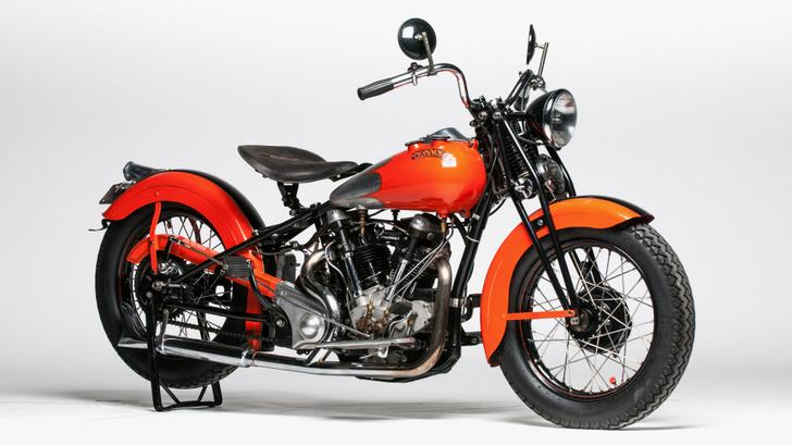 Фото №6 - Где купить раритетный мотоцикл