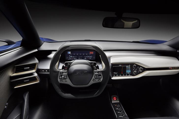 Фото №3 - Этюд в синих тонах. Краткая история противостояния Ford и Ferrari