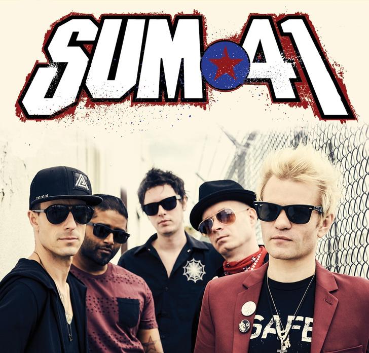 Фото №1 - Весь панк-рок в Stadium Live: в Москву приезжают SUM 41