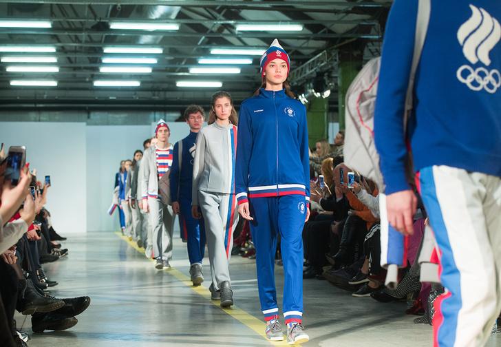 Фото №5 - Вот как выглядит форма российской сборной для Олимпиады-2018