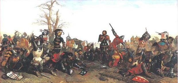 Фото №3 - Бой тридцати: легендарная битва Столетней войны