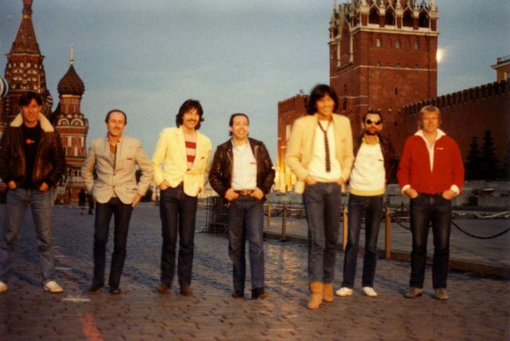 Фото №3 - Семь иностранных музыкантов, которые прорвались в СССР
