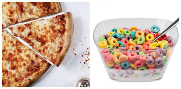 Фото №1 - Учёные: есть утром пиццу полезнее, чем мюсли
