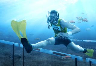 Надолго задержать дыхание под водой и не умереть: 5 простых шагов