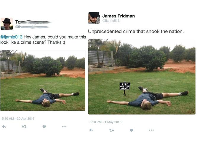 Самый смешной мастер фотошопа в Интернете!