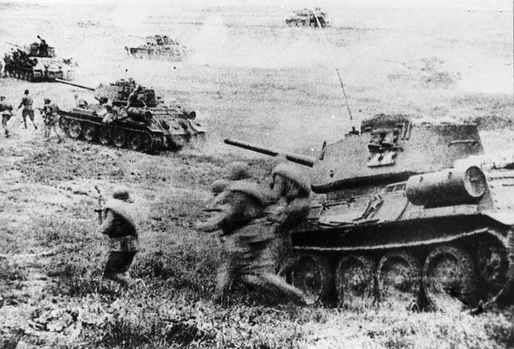 Фото №3 - Танковый бой под Прохоровкой: что же там происходило