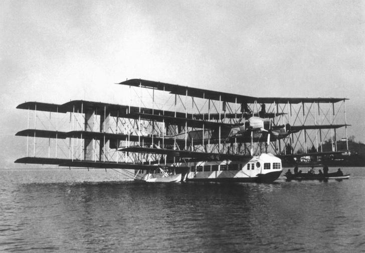 Фото №17 - 9 необычных самолетов