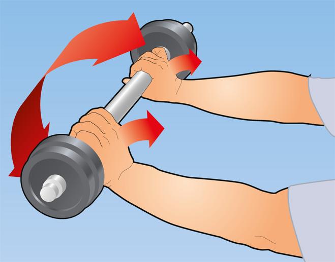 Фото №10 - Как натренировать руки, прилагая минимум усилий