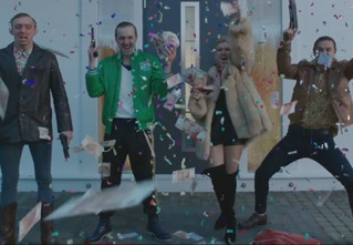 Это случилось! Новый фееричный клип «Ленинграда» «Очки Собчак»