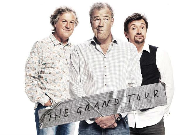 The Grand Tour отэкс-ведущих Top Gear— премьера вконце осени!