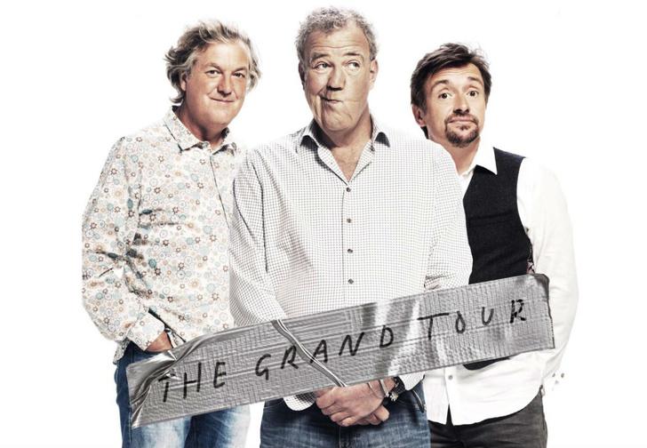 Фото №1 - Кларксон жив! Смотри первый официальный трейлер преемника Top Gear!