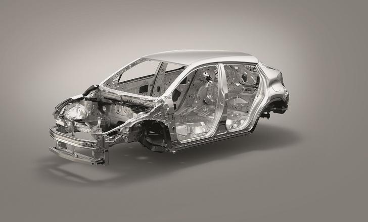 Фото №3 - Cool, Hot, Ride: все подробности о новом Toyota C-HR