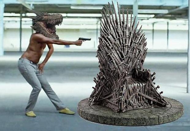 Фото №1 - Шутки и мемы, которые поймет только тот, кто смотрел финал «Игры престолов»
