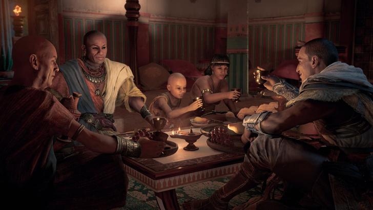 Фото №7 - Экскурсия в Древний Египет: как из игры Assassin's Creed Origins делают виртуальный музей
