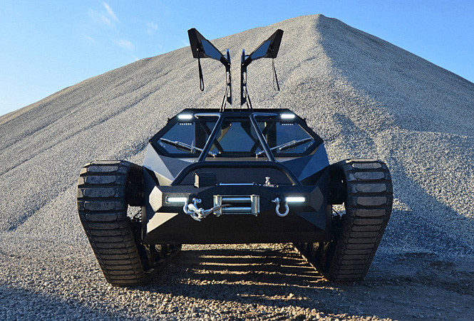 Ripsaw EV2 Luxury Super Tank (частный танк)