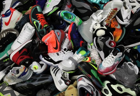 Ограбление века: американец украл тринадцать правых кроссовок