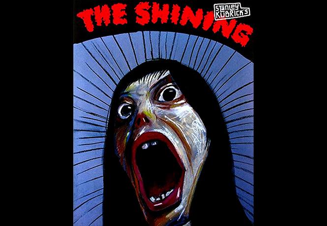 Фото №1 - Неожиданные афиши фильмов-ужасов, которые рисовали за пределами Голливуда