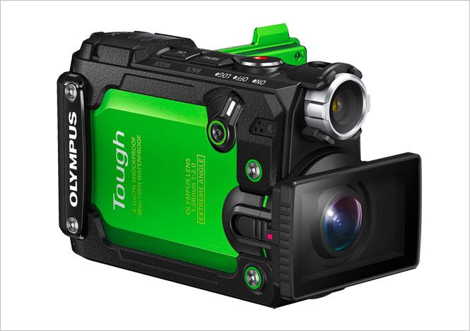 Экшен-камера Olympus TG-Tracker