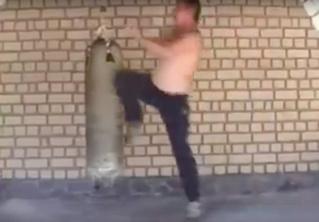 Опубликовано ВИДЕО секретного стиля боевых искусств