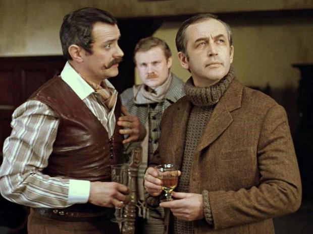 Фото №16 - 100 фактов о Шерлоке Холмсе!