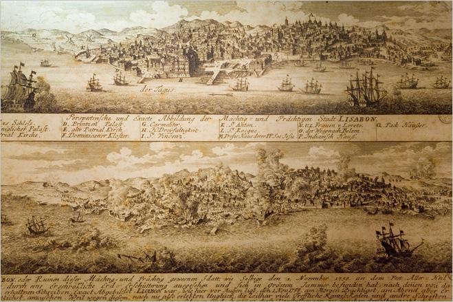 Фото №4 - Землетрясение, которое изменило ход истории