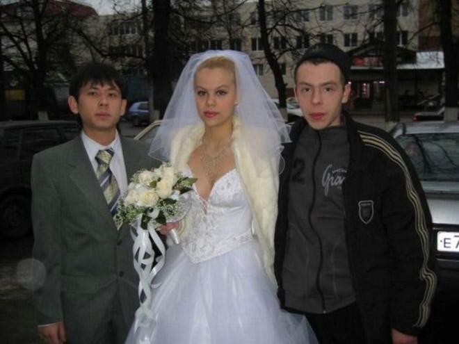 Фото №8 - 12 свадебных фотографий, которые не должны появиться в твоем альбоме!
