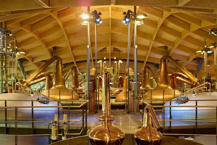 Фото №3 - The Macallan представил дистиллерию, центр для посетителей и лимитированный виски