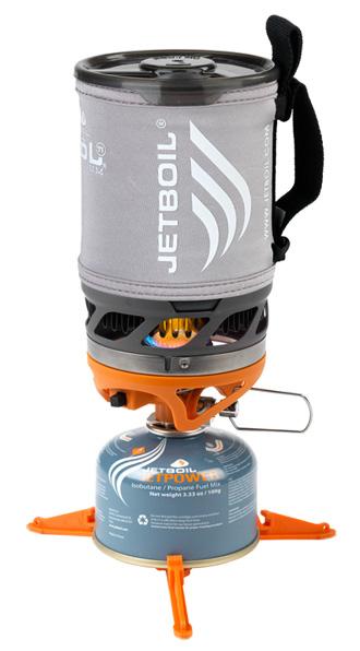 Портативная система кипячения воды Jetboil Sol Ti