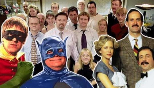 Фото №1 - 20 лучших британских ситкомов по версии самих британцев
