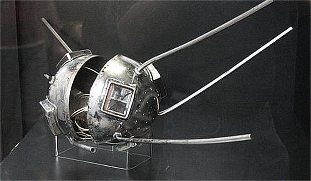 Фото №2 - Взрыв первого американского спутника (архивное видео)
