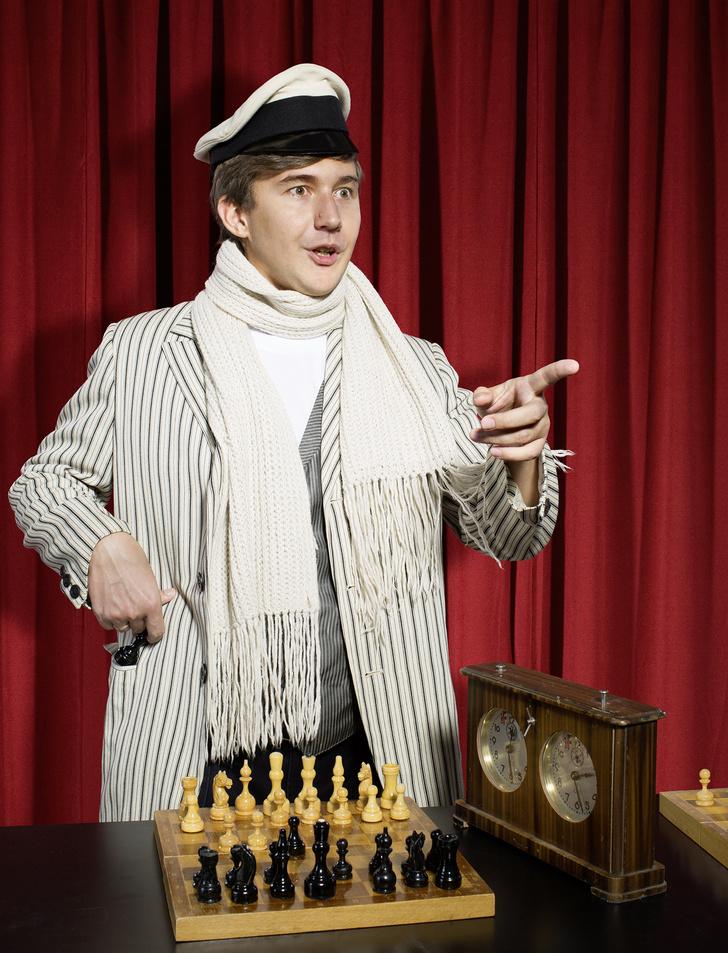 Фото №1 - Сергей Карякин: «Компьютеры могут изучить шахматы вдоль и поперек, но смотреть за ними неинтересно»
