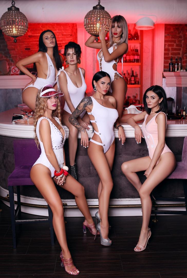 Фото №1 - Красотки Jimmy Poy: самые сексуальные работницы индустрии караоке