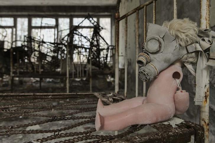 Фото №1 - 31 свежайшее фото из Чернобыля