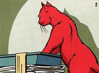 Фото №2 - Как приучить кошку к унитазу