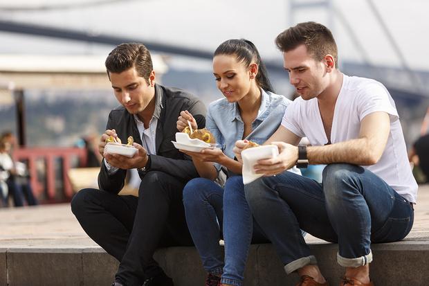 Фото №4 - Самая полезная еда в «Макдоналдсе», KFC, «Теремке» и других сетях фастфуда, по мнению диетолога
