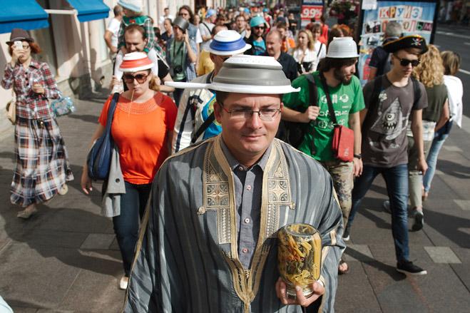Фото №8 - Пастафарианство: мы нашли истинного бога и хотим поговорить об этом