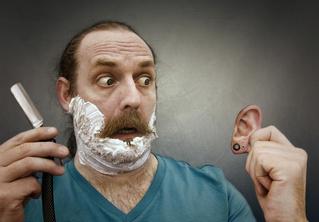 Эпиляция хлебом по-древнерусски и другие старинные мужские способы борьбы с растительностью на лице
