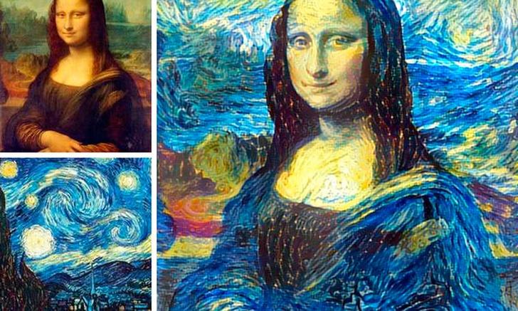 Фото №4 - Сайт недели: сервис Ostagram превратит твое фото в картину Ван Гога, а то и Мунка