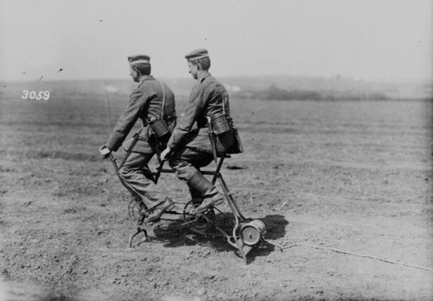 Фото №18 - Непридуманная история велосипедных войск