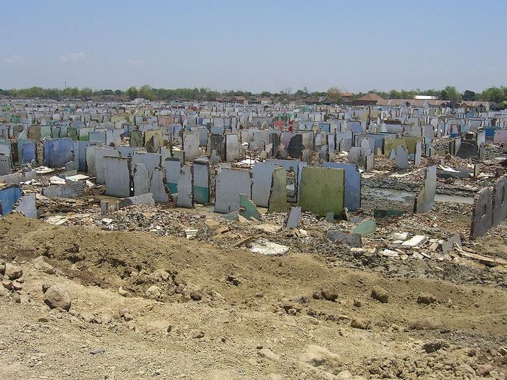 Фото №2 - 6 стихийных бедствий, случившихся по причине человеческого идиотизма