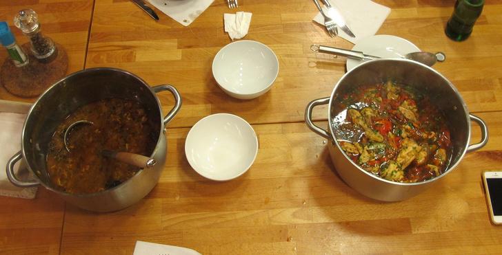 Фото №4 - Кулинарная мастерская Just Cook: пир во время вечеринки
