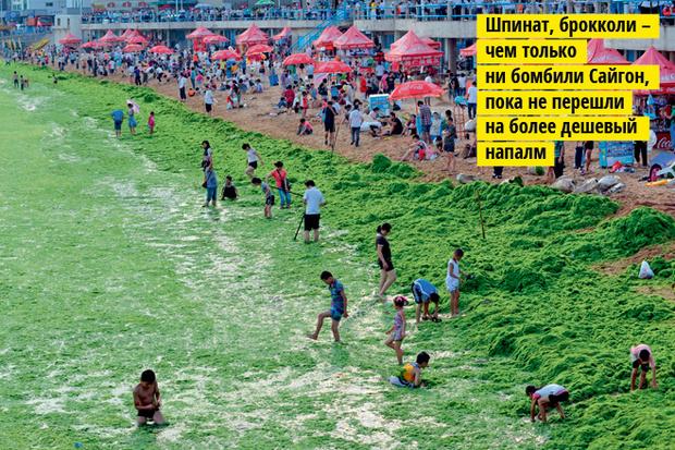 Фото №9 - 10 самых поразительных пляжей на Земле