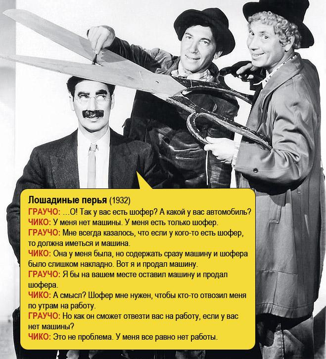 Фото №6 - Марксы атакуют! История величайших гениев комедии