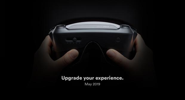Фото №1 - Valve начнет продавать собственный шлем виртуальной реальности уже в мае