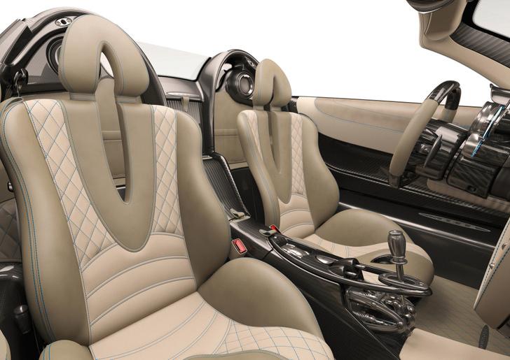 Фото №5 - В Pagani решили сделать родстер из суперкара Huayra...