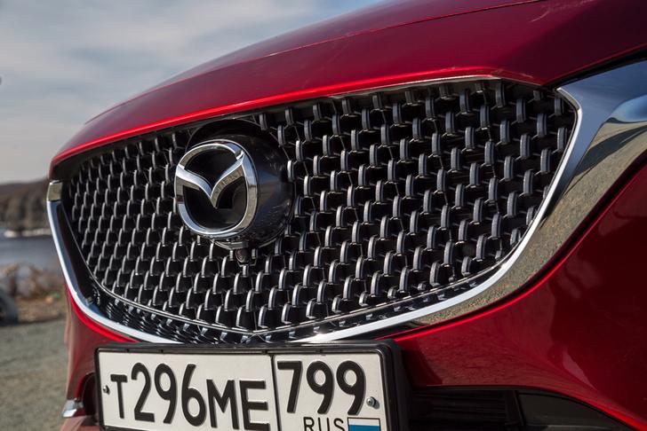 Фото №2 - Mazda 6 козыряет русским паспортом