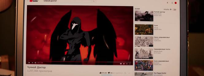 Патриотический трейлер экранизации российского комикса «Майор Гром: Чумной Доктор»
